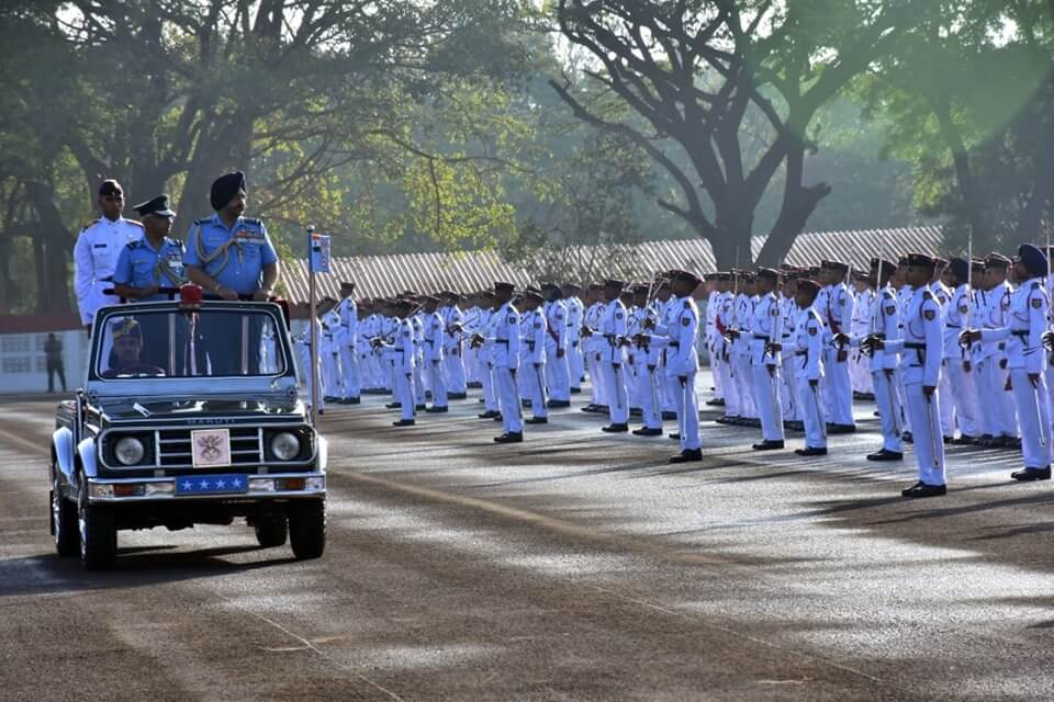 NDA Passing Out Parade 2019 Photo - BS Dhanoa