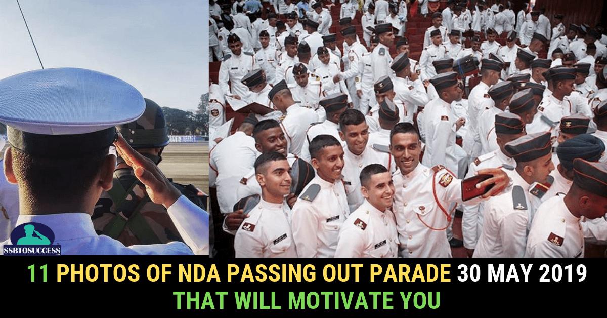 NDA Passing Out Parade 30 May 2019