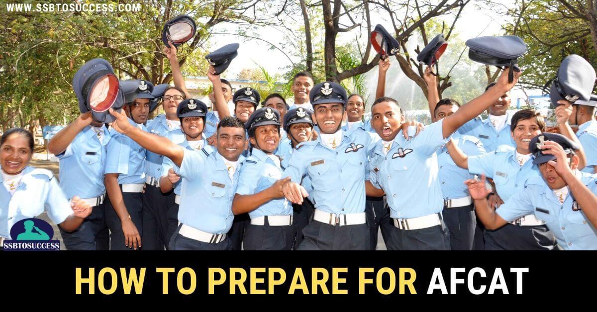 AFCAT 2020 Prep Tips