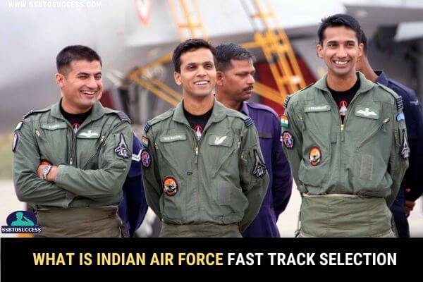 Force Fast Track Selection