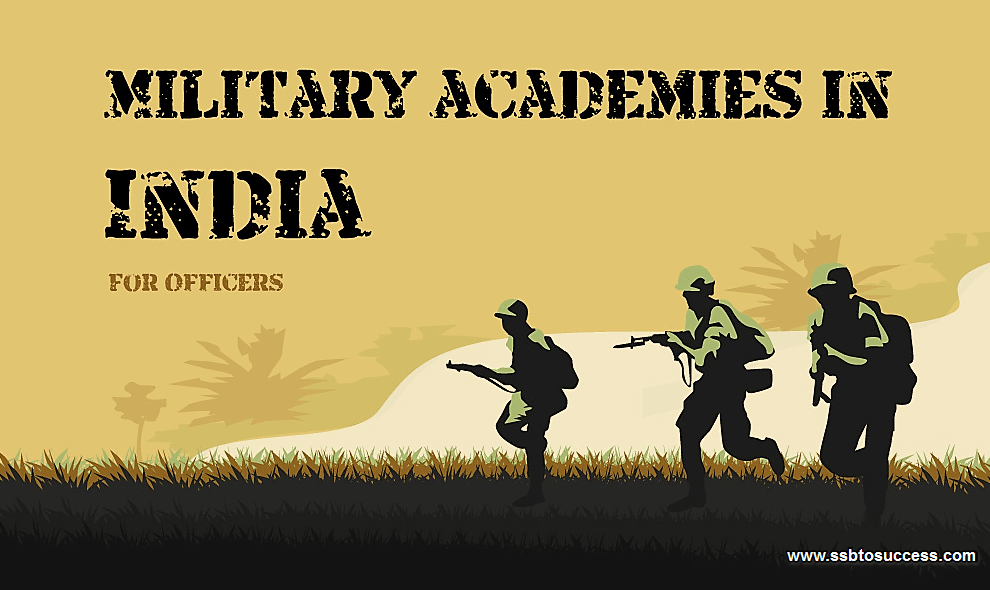 Military Academies in India