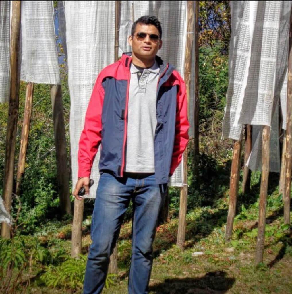Major Neeraj Sharma