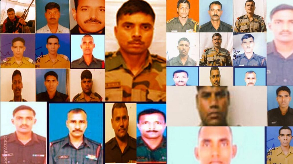 Remembering The Martyrs of Uri Attack 2016
