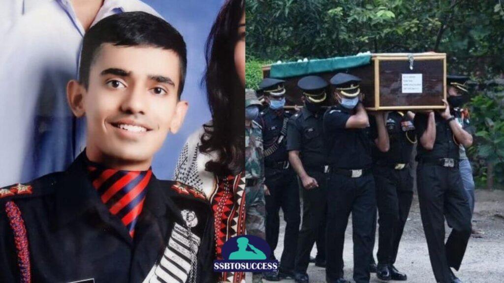 Remembering Major Anuj Rajput Martyred