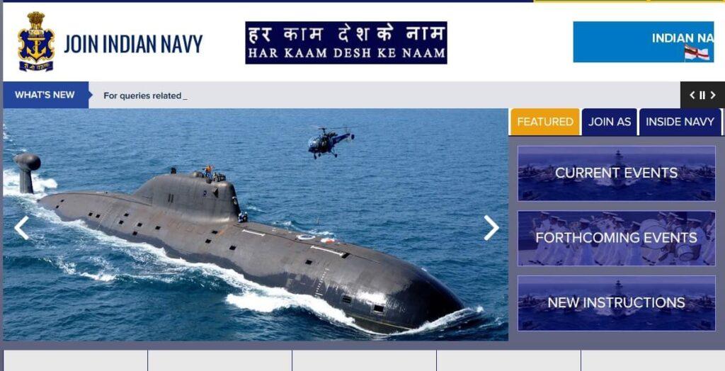https://www.joinindiannavy.gov.in