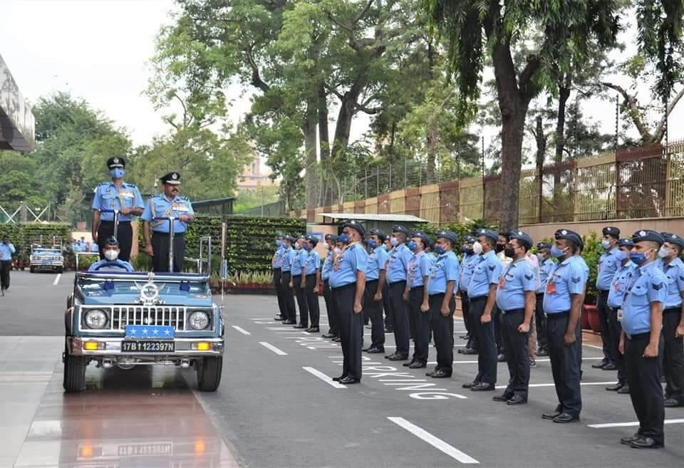 Air Chief Marshal RKS Bhadauria