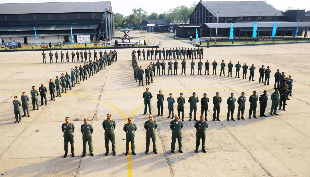 Air Chief Marshal VR Chaudhari - 75th Air Chief Marshal